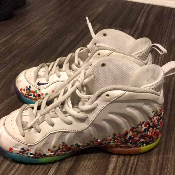 Youth foamposites (skittles) - 1.5